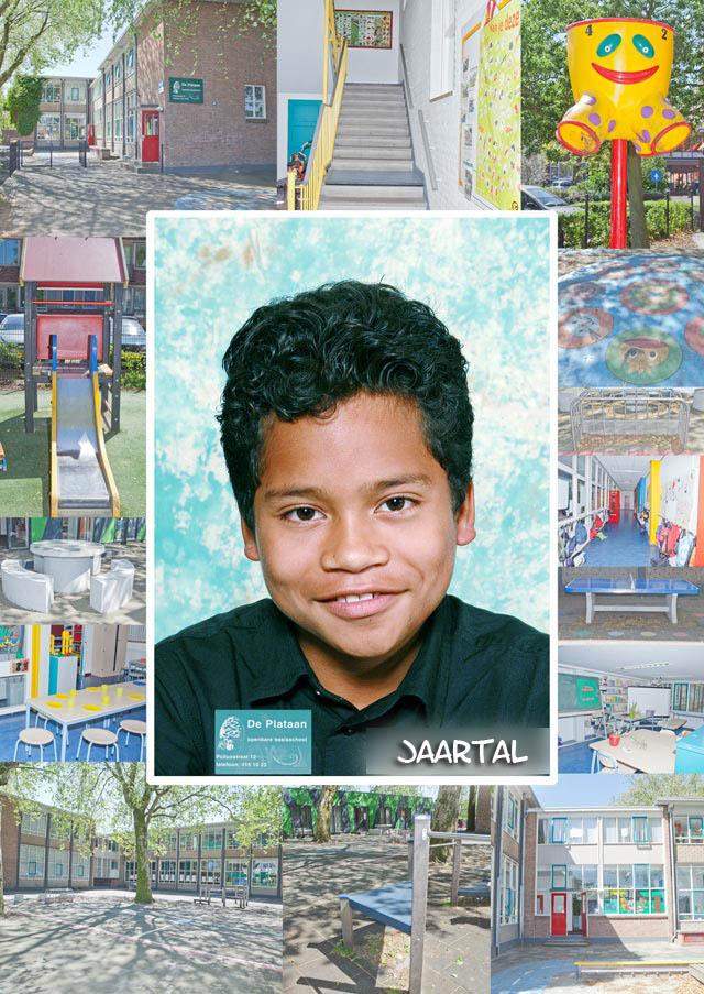 Special schoolfoto van FotoGaaf