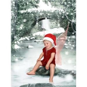 PW-elf-snow-bridge-Sprookjesfoto: Uw kind als elfje op de foto!