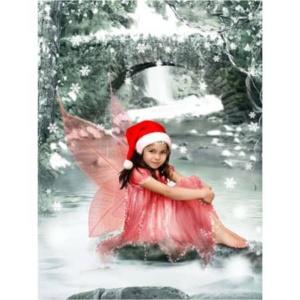 PW-fairies-P-snow-bridge-Sprookjesfoto: Uw kind als elfje op de foto!
