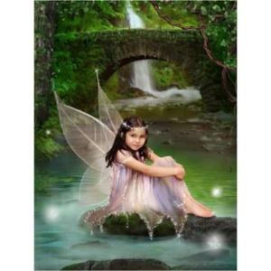 Sprookje-C-Sprookjesfoto: Uw kind als elfje op de foto!