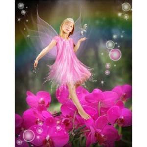 Sprookje-H-Sprookjesfoto: Uw kind als elfje op de foto!
