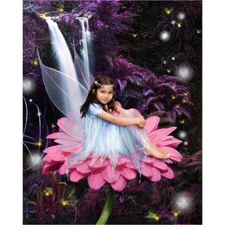 Sprookje-J-Sprookjesfoto: Uw kind als elfje op de foto!