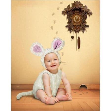 baby-01-Sprookjesfoto: Uw kind als elfje op de foto!