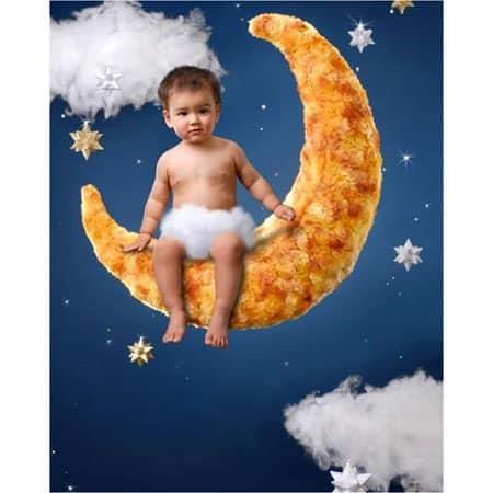baby-05-Sprookjesfoto: Uw kind als elfje op de foto!