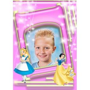 special-002-De foto van uw kind met een speciaal kader er omheen