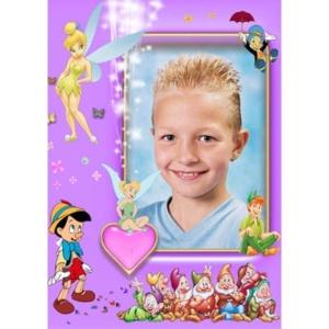 special-005-De foto van uw kind met een speciaal kader er omheen