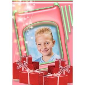 special-11-De foto van uw kind met een speciaal kader er omheen