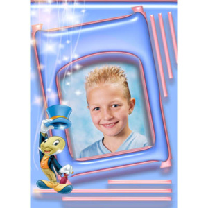 special-13-De foto van uw kind met een speciaal kader er omheen
